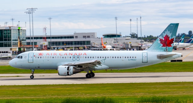 canada airline